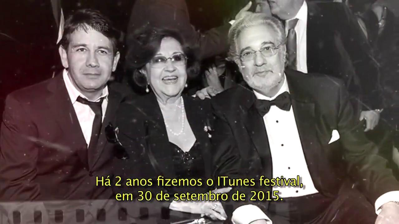 Entrevista – Plácido Domingo Jr e Nádia Figueiredo – Amaury Júnior